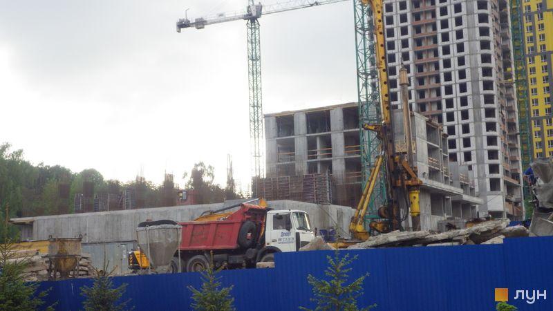 Хід будівництва ЖК Медовий-2, 2 будинок, травень 2021