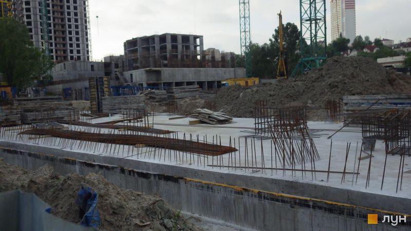 Хід будівництва ЖК Медовий-2, 3 будинок, травень 2021