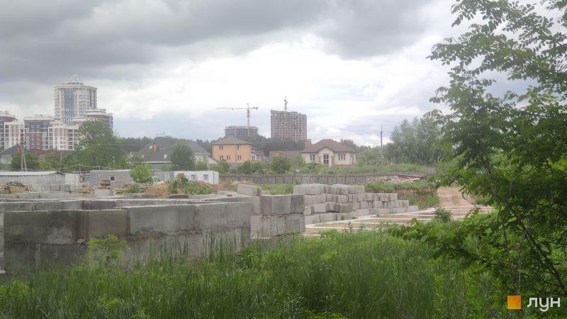 Хід будівництва ЖК Трояндовий, 2 черга (будинок 4), травень 2021