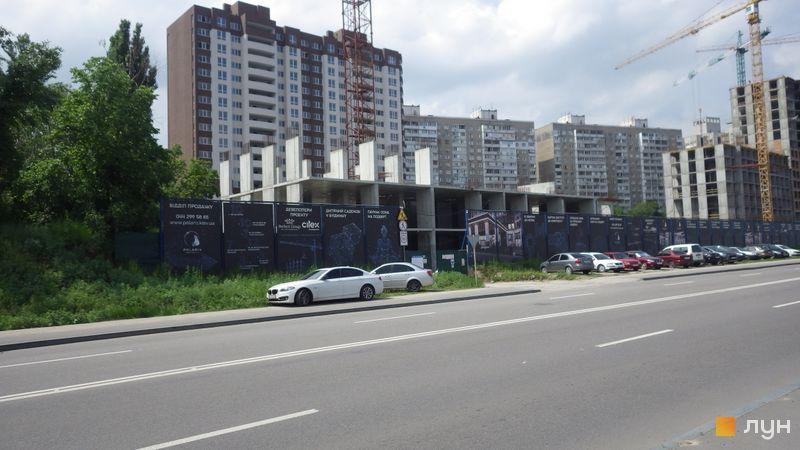 Хід будівництва ЖК POLARIS Home&Plaza, 2 будинок (секція 2.1), травень 2021