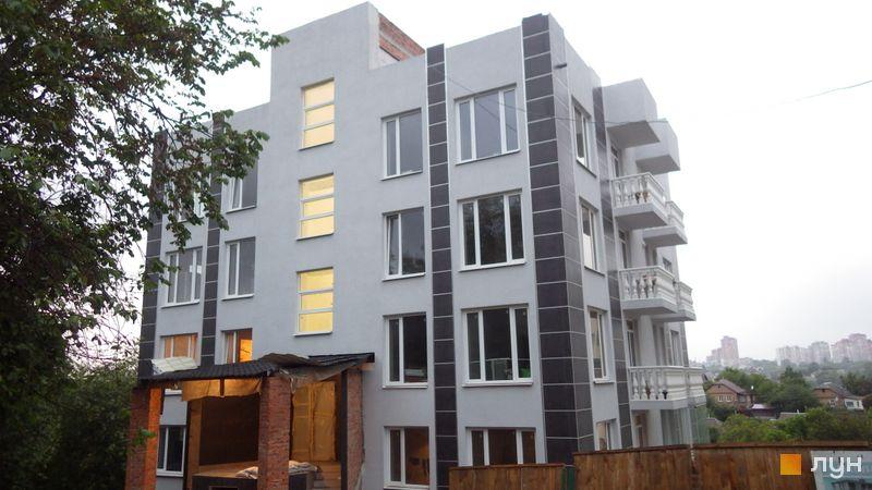 Ход строительства Клубный дом «Ширма Club», Дом, май 2021