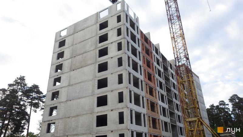 Хід будівництва ЖК Art Парк, 1, 2 будинок, травень 2021