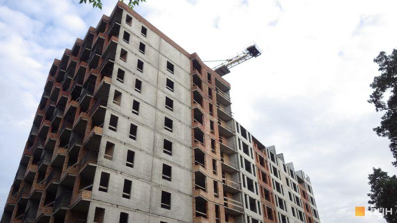 Хід будівництва ЖК Art Парк, 1 будинок, травень 2021