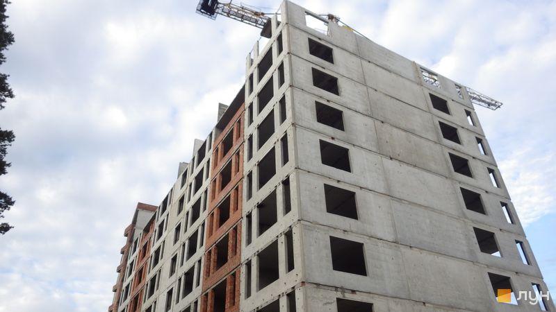 Хід будівництва ЖК Art Парк, 2 будинок, травень 2021