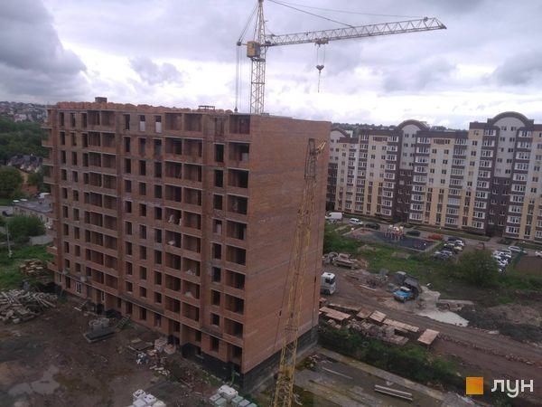 Хід будівництва ЖК Ранкове Family, 5 будинок, червень 2021