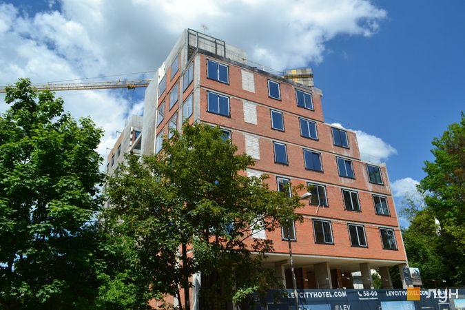 Хід будівництва Апарт-комплекс Lev City, Будинок, червень 2021