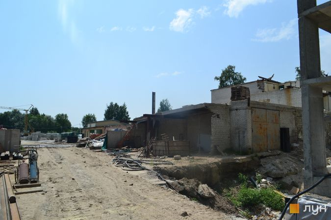 Хід будівництва ЖК Парк Арена, , липень 2021