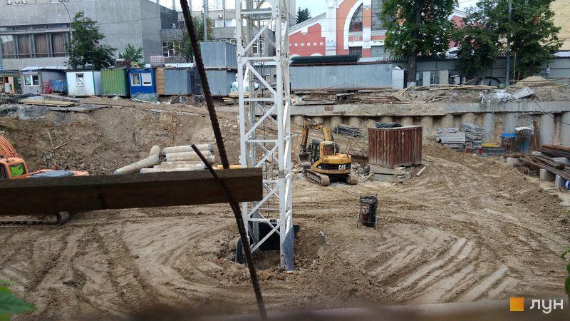 Хід будівництва ЖК АРСЕНАЛ House, , липень 2021