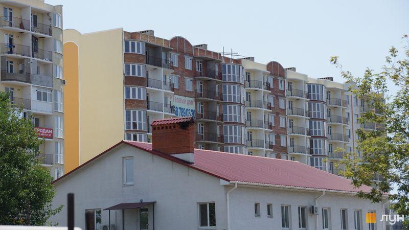 Ход строительства ЖК Теплый дом, 2 дом, июль 2021