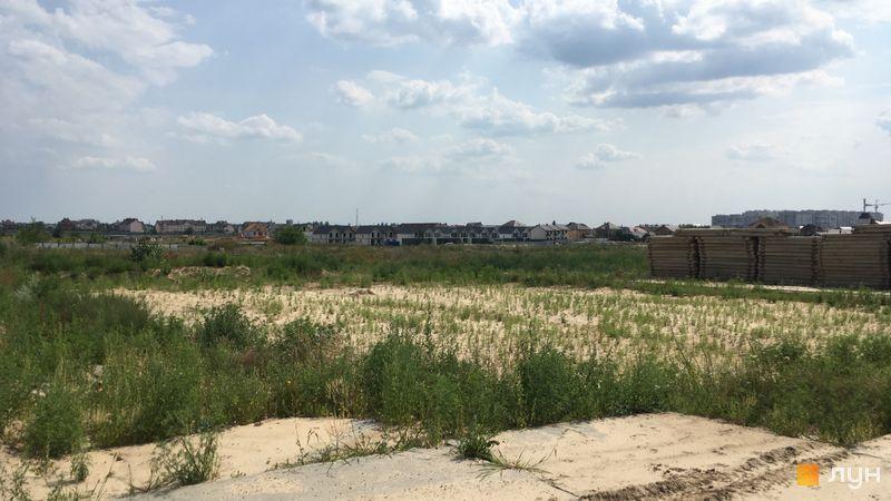Хід будівництва ЖК Petrivsky Residence, 7 будинок, липень 2021