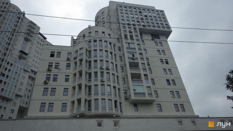 Ход строительства ЖК Печерский квартал, 3 секция, июль 2014