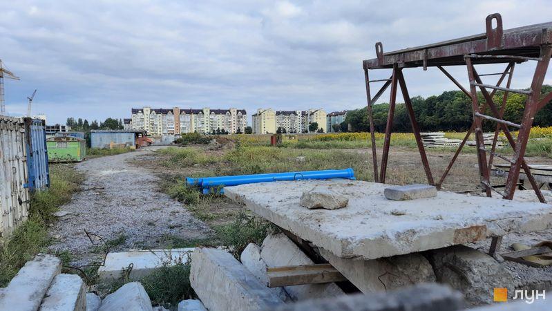 Хід будівництва ЖК Феофанія City, , вересень 2021