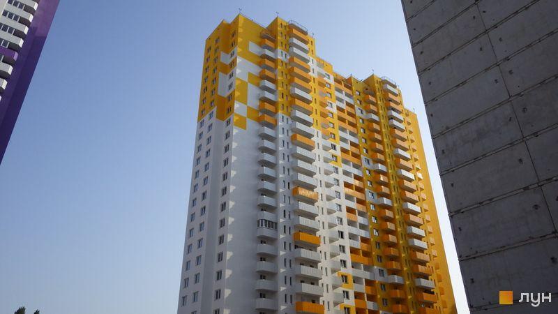 Хід будівництва ЖК Амурський (Lemonade), 4 будинок, червень 2016