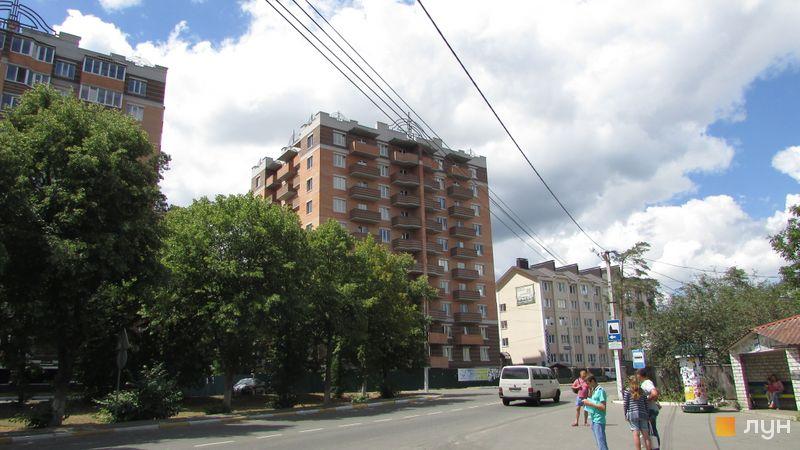 Хід будівництва ЖК Янтарний, Будинок 2, липень 2016