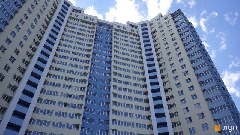 Хід будівництва ЖК Академіка Глушкова, 92б, 2 будинок (просп. Глушкова, 9д, серпень 2016