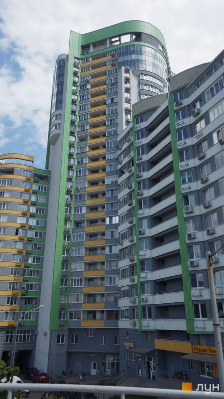 Хід будівництва ЖК Паркове місто, 3 черга (будинки 10-11), липень 2014