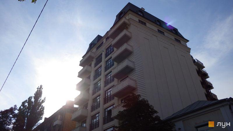 Ход строительства ЖК Бонапарт, Дом, сентябрь 2016