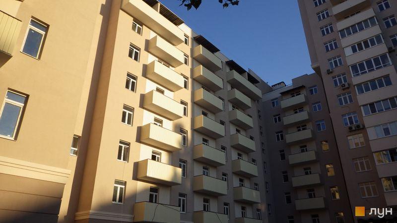 Ход строительства ул. Гарматная, 20, 2 дом, сентябрь 2016