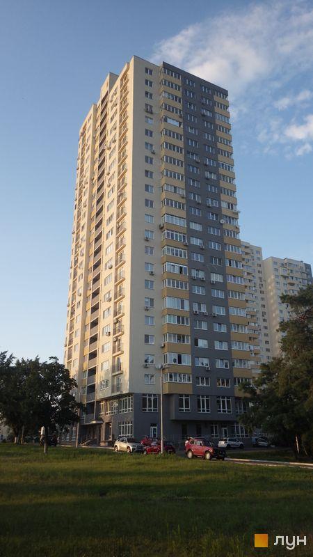 Хід будівництва ЖК Перовський, Будинок  2, липень 2014