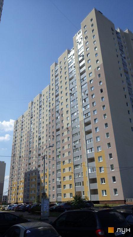 Хід будівництва ЖК Милославичі, 1 черга (будинок 11), липень 2014