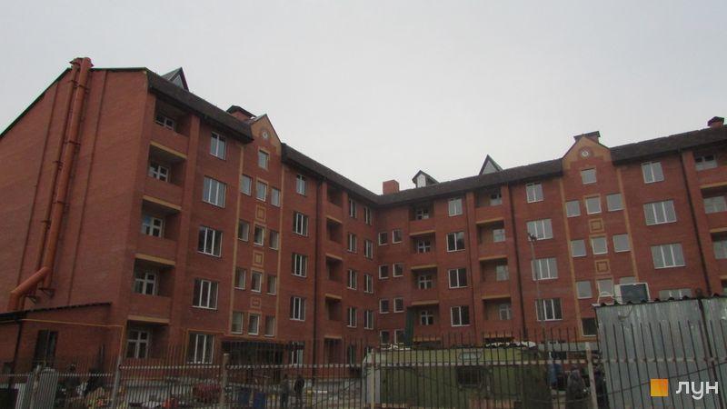 Хід будівництва ЖК Borispol DeLuxe, Будинок Дом 1, грудень 2016