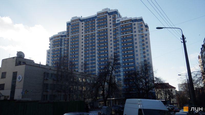 Хід будівництва ЖК Старокиївський, Будинок 1, грудень 2016