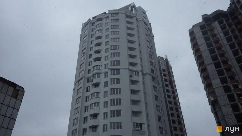Хід будівництва ЖК Східна Брама, 1 будинок (секції 1-2), березень 2015