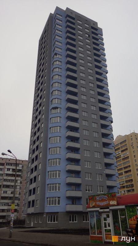 Хід будівництва вул. Гмирі, 17, Будинок 1, січень 2015
