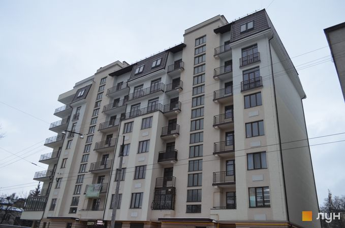 Хід будівництва вул. Героїв УПА, 29, Будинок 1, січень 2017