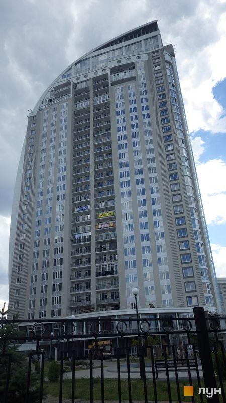 Ход строительства просп. Героев Сталинграда, 2, 1 секция, июль 2014