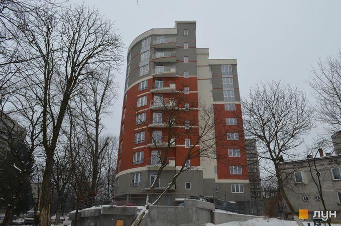 Хід будівництва вул. Кримська, 107, 1 будинок, січень 2017