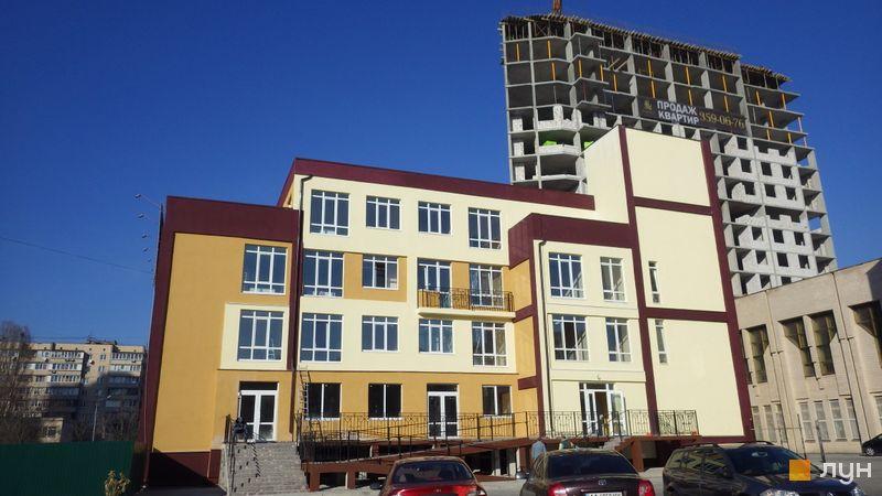 Хід будівництва ЖК Маргарита, 1 черга (секція 5), березень 2015