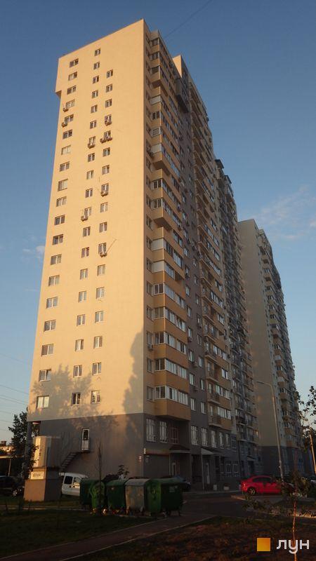 Хід будівництва ЖК Перовський, Будинок  1, липень 2014