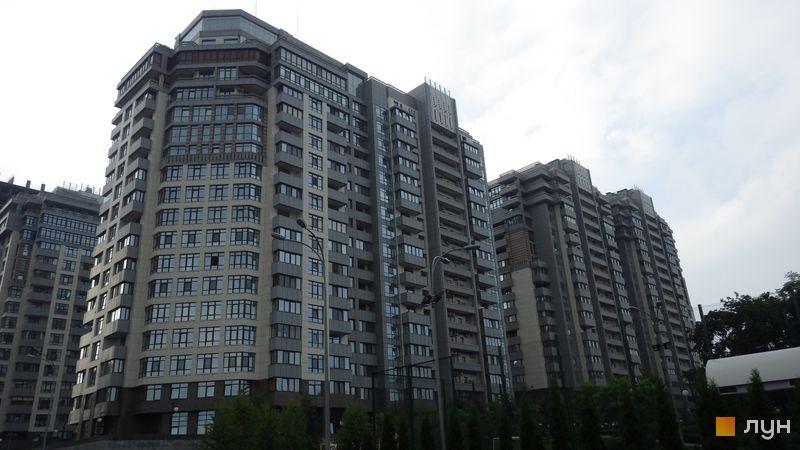 Хід будівництва ЖК Новопечерські Липки, вул. Михайла Драгомирова, 3, липень 2014