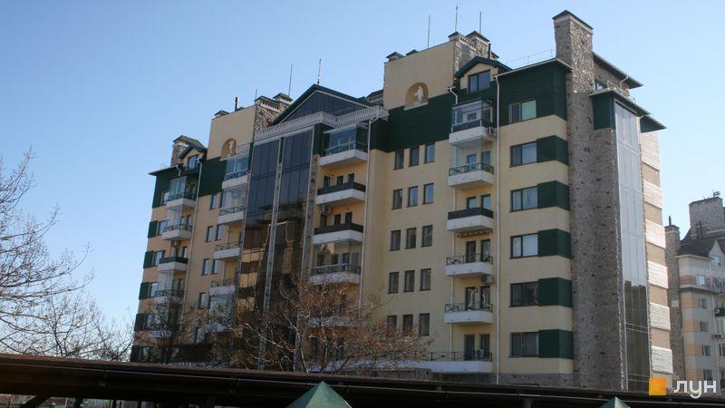 Хід будівництва ЖК Premium Residence (Зелений Мис), 2 будинок, березень 2017